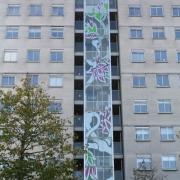 Bloemlust hoge gebouw
