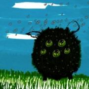 animatie 'misschien dat er graszaadjes groeien'