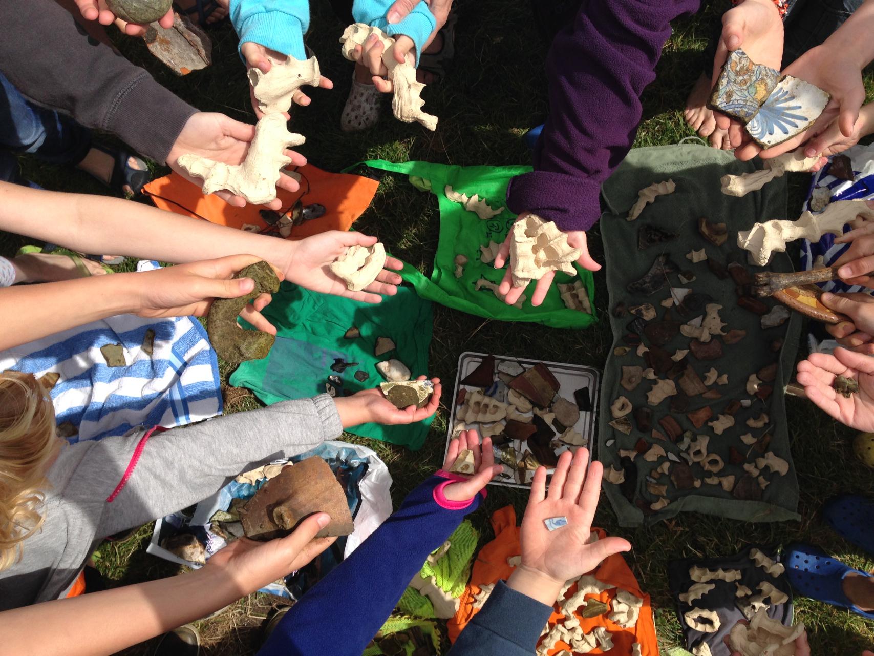 crowdfunding schatvissen Joppe  gevonden schatten