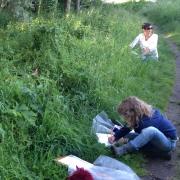 crowdfunding natuurwandeling tekenen